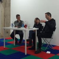 Jennet Thomas in conversation with Simon O'Sullivan & George Vasey