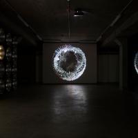 Robert Bell. AXON. Installation