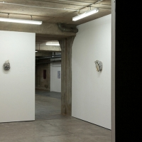 'Everything Wants To Run' Installation Shot