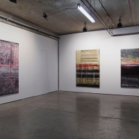 Robert Bell. AXON installation shot
