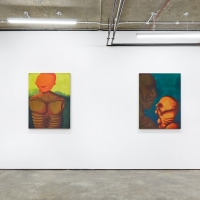 The Sleepers, Tom Worsfold, installation view at Block 336