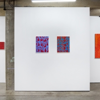 Nervous Systems, Teresita Dennis, installation view at Block 336