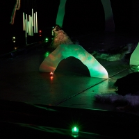 Pup & Blubber, Hazel Brill installation view