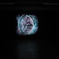 Robert Bell. AXON, 2014. Installation