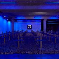 Karen McLean, 'BLUE POWER', 2021, installation view