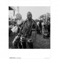 "Sabelo Mlangeni, '""Identity"" Bongani Tshabalala', 2011, Offset print on paper, 59.4 cm x 42 cm (23.4 x 16.5 in)"