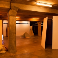 'Heavy Sentience' Installation Shot