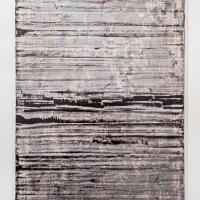 Hyper, Gloss, spray paint on ply. 182 x 122 cm